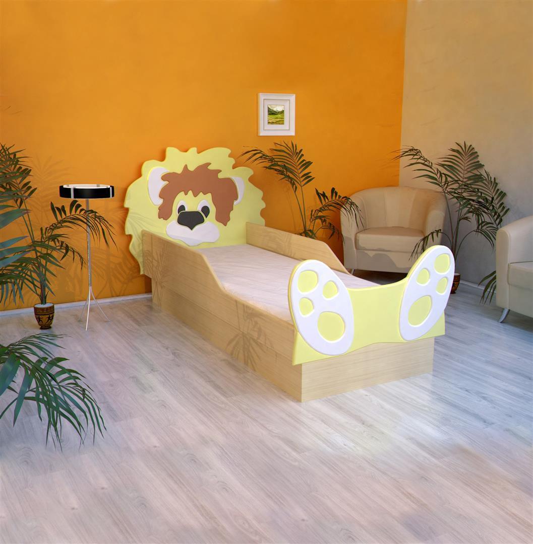 """Кровать """"Львенок"""""""