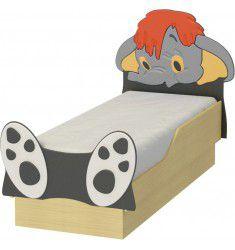 Детская кровать «Мамонтенок»