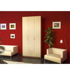 Шкаф (3 двери + 2 ящика)