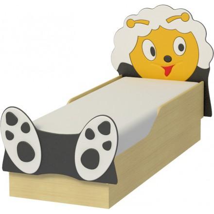 Детская кровать «Пчелка»
