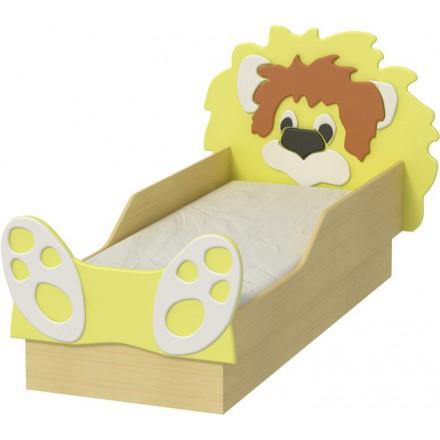 Детская кровать «Львенок»