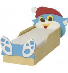 Детская кровать «Котёнок»