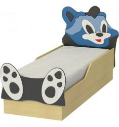 Детская кровать «Енот»